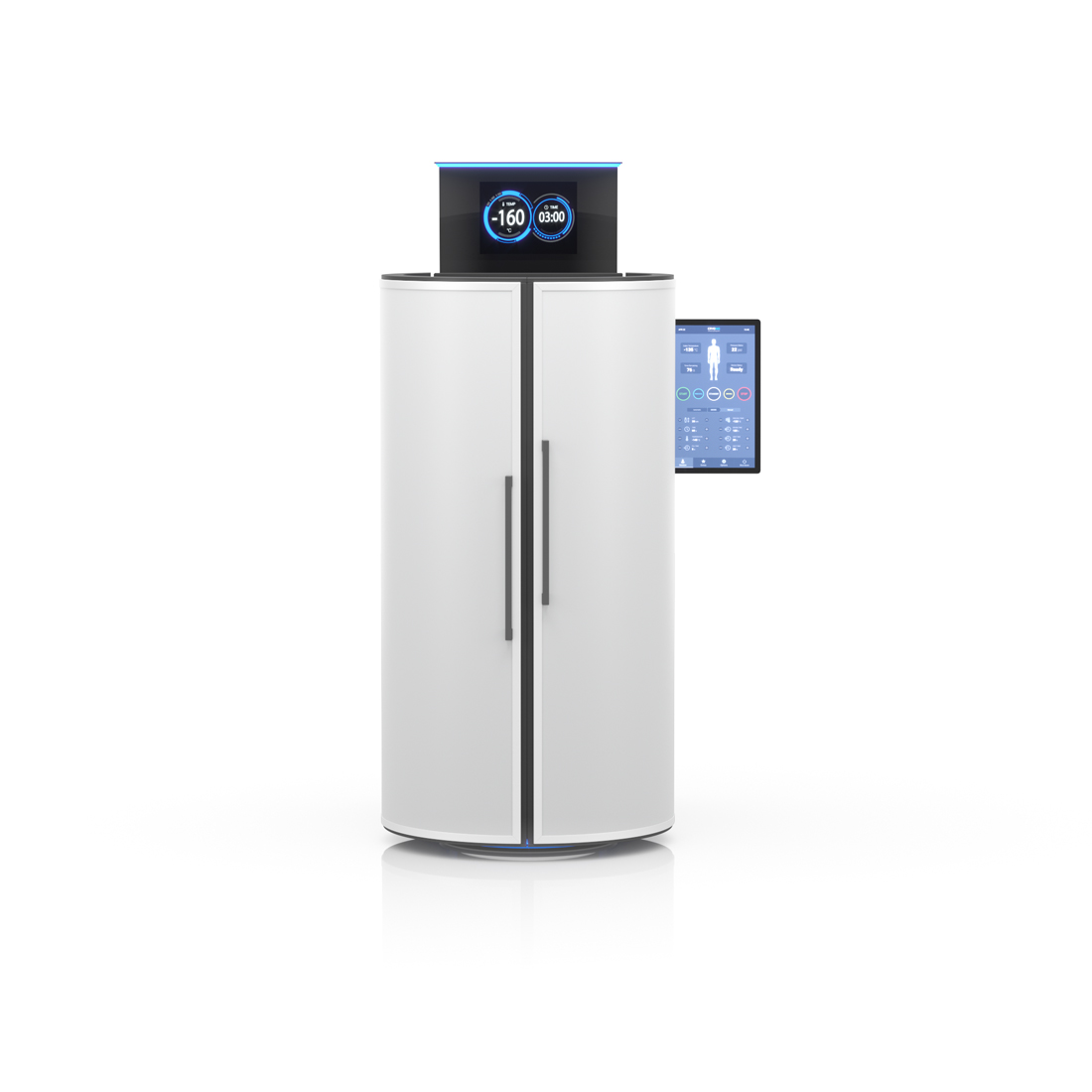 CRYO XC™ Cryotherapy unit in white