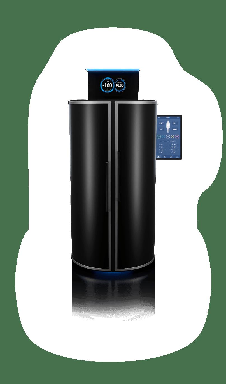 Cryosuana CRYO XC™ Plus with black exterior
