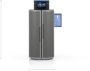 CRYO XC™ from the front
