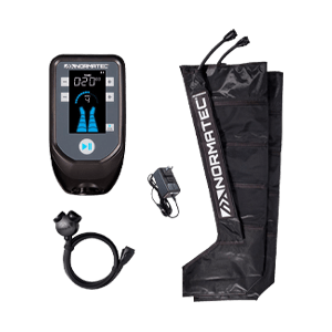Normatec recovery gear and accessories