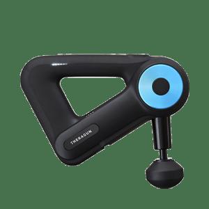 Black Theragun wireless massage gun