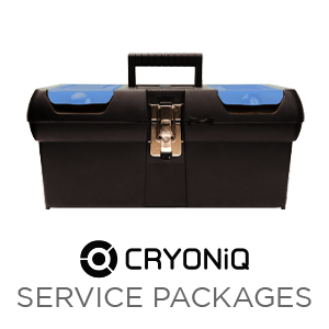 Cryotherapy services and packages from CRYONiQ